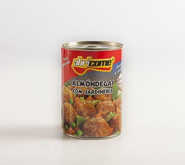 Almondegas-a-la-Jardineira Abricome