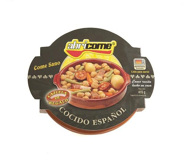 Abricome Cocido Español