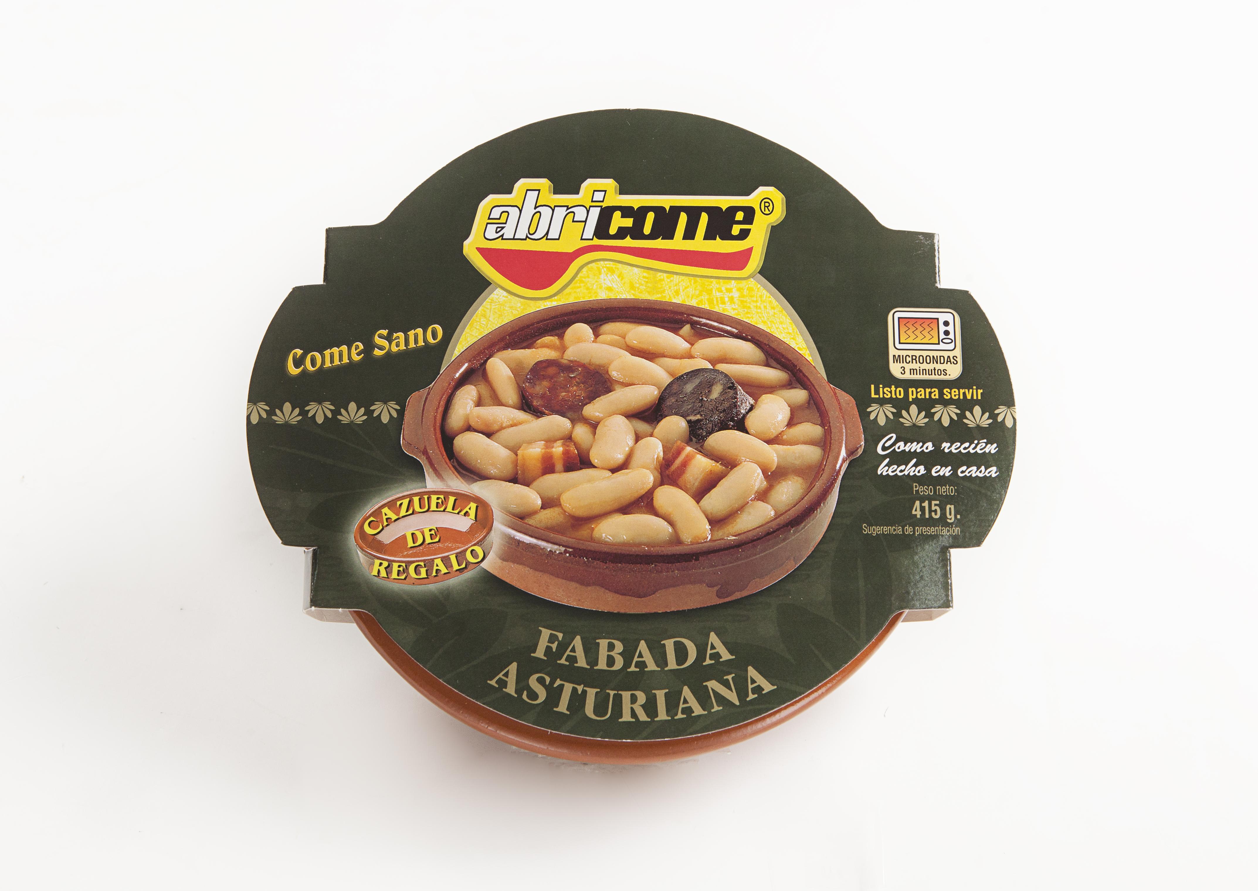 Caz. Fabada Asturiana