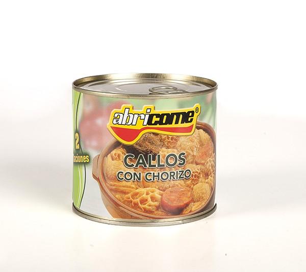 Callos con Chorizo