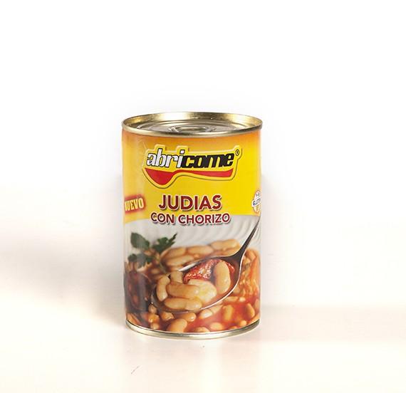 Judías con Chorizo