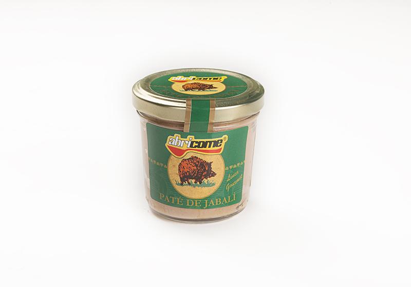 Paté de Jabalí 110 gr.