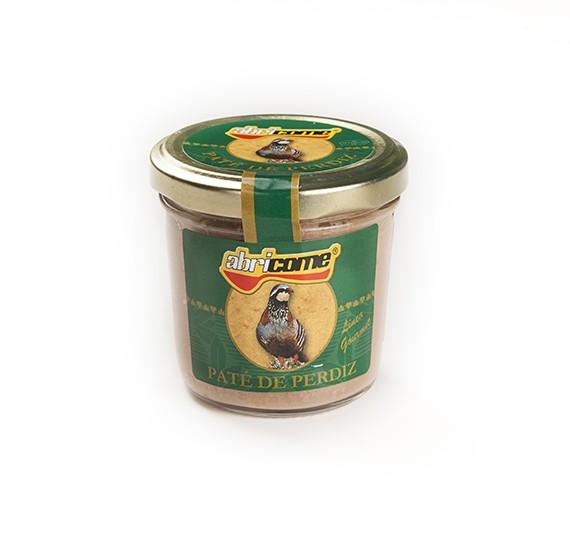 Paté de Perdiz 110 gr.