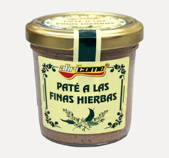 Paté de Finas Hierbas