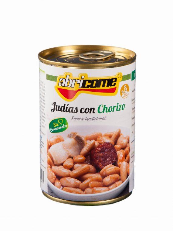 judias con Chorizo 2