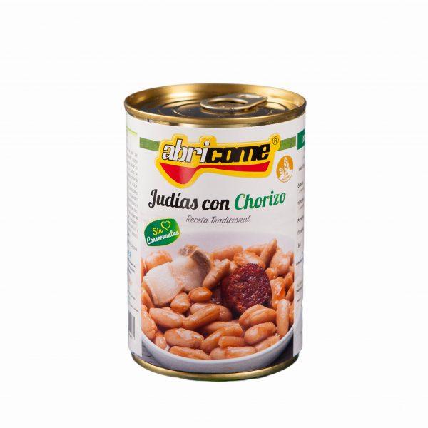 Abricome jud as con chorizo - Judias con chorizo y patatas ...