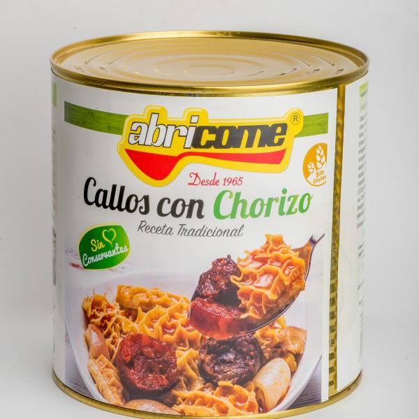 CALLOS CON CHORIZO 2600