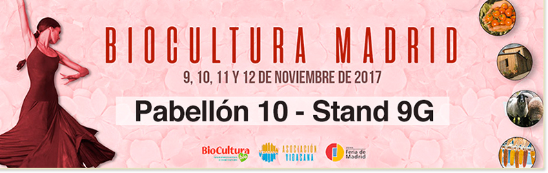 Abricome BioCultura Madrid cartel