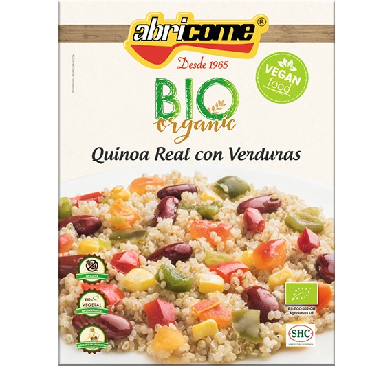 Quinoa Real con Verduras BIO