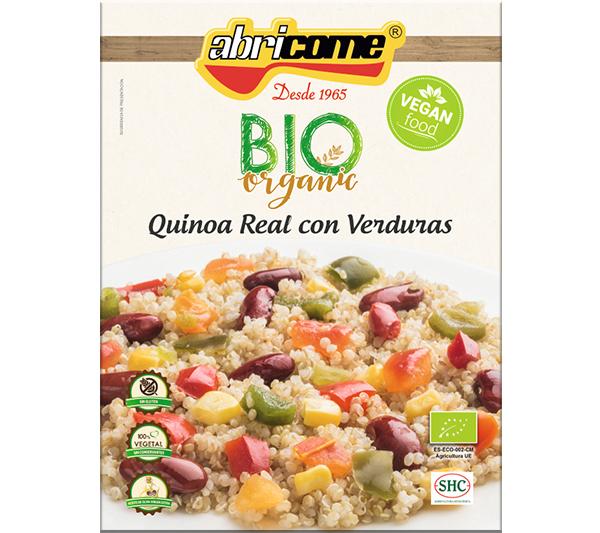 Abricome - Quinoa Real con Verduras BIO