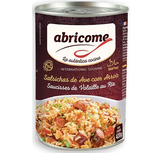 11-salchichas-arroz-lata-halal-abricome
